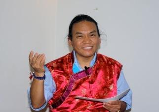 Rinpoche Karma Lhundup Rinpoche