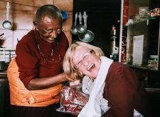Judy and Anila, Tso Pema 2015