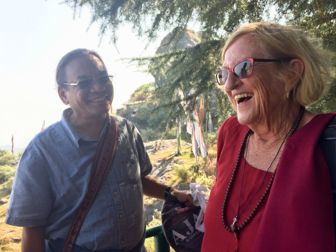 Karma and Judy, Tso Pema 2017