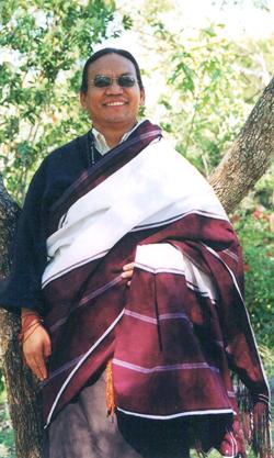 Ngakpa Karma Lhundup Rinpoche